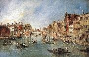 Three Arched Bridge at Cannaregio